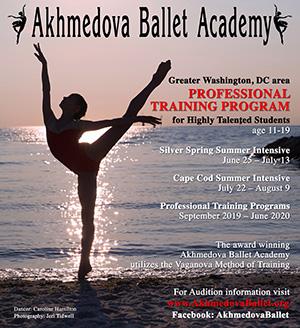 Auditions – Akhmedova Ballet Academy